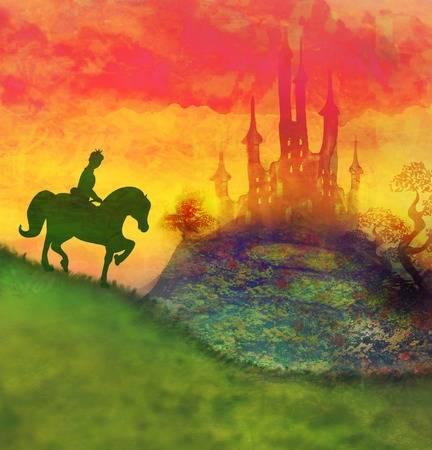 La partida del príncipe